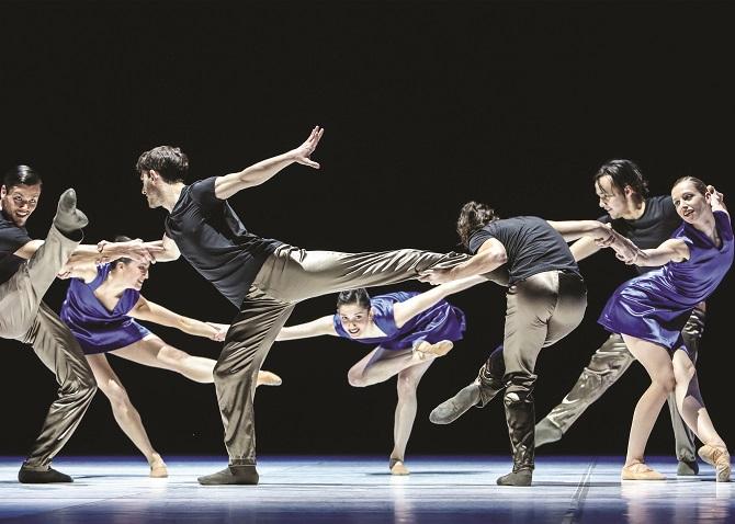 Dutch dance company Introdans
