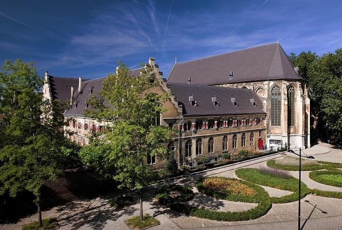 Kruisheren Restaurant in Maastricht