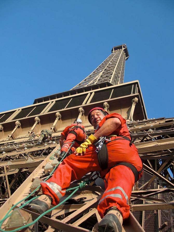 Ken Honig Eiffel Tower