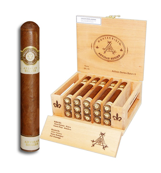 Montecristo Artisan Series Batch 1