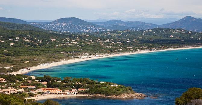 Pampelonne beach - St. Tropez