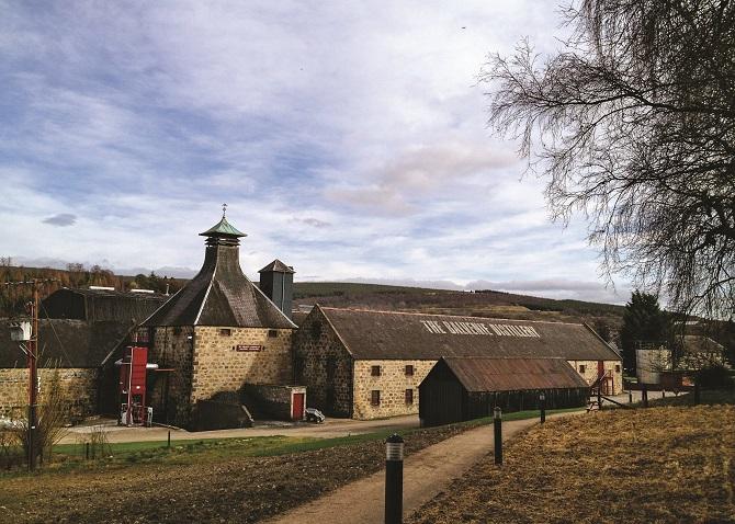 Balvenie Distillery, Scotland