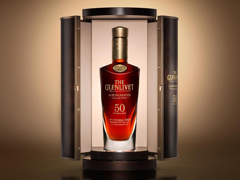 Glenlivet 50