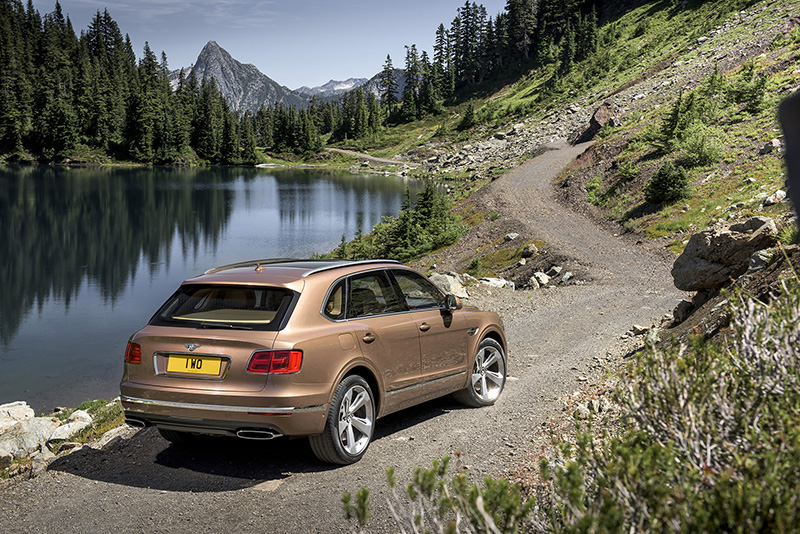 Bentley Bentayga: An Award Winner
