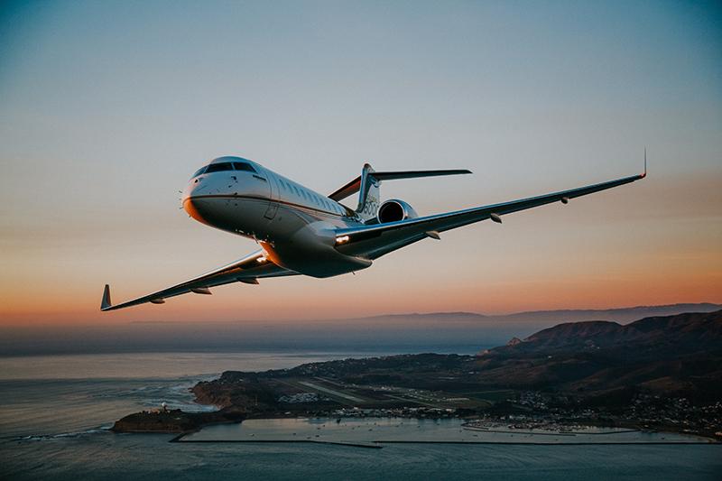 Bombardier Challenger Global 6000