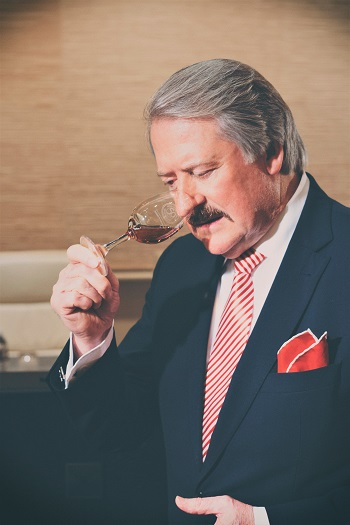 Old Liquors Interview with Dalmore's Master Distiller Richard Paterson. Photo credit: Cesar Huitron