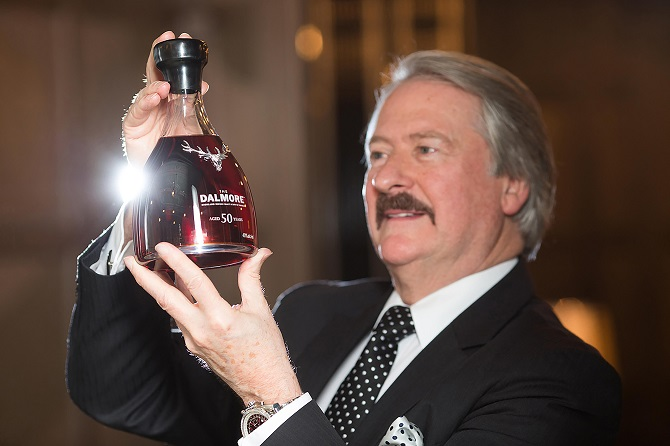 The Dalmore 50 Richard Paterson Single Malt