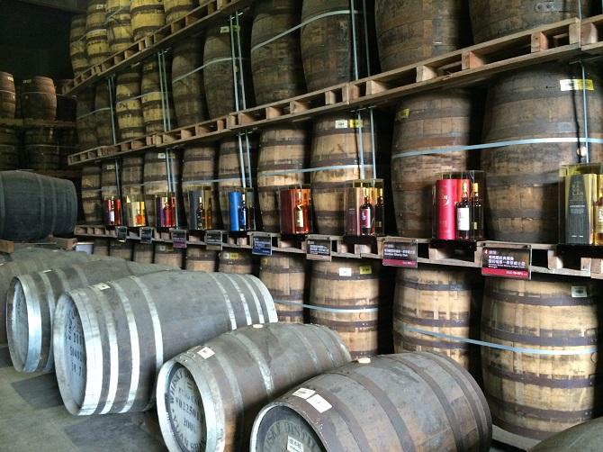 Kavalan Distillery