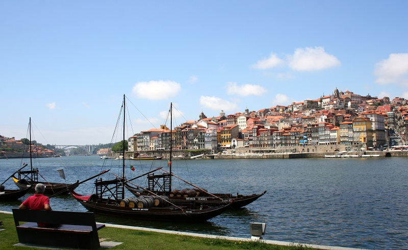 Porto - the Portuguese City and origin of Port