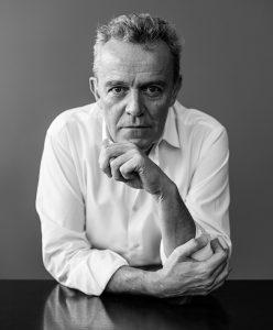 Alain Passard by James Bort